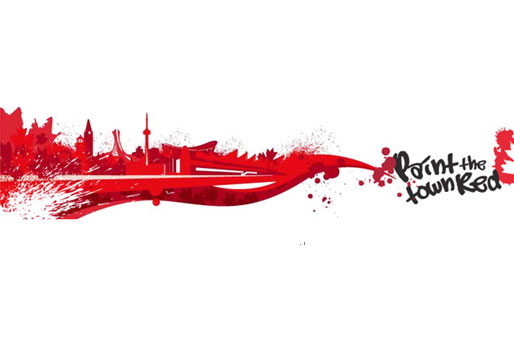 Paint the Town Red 포스터