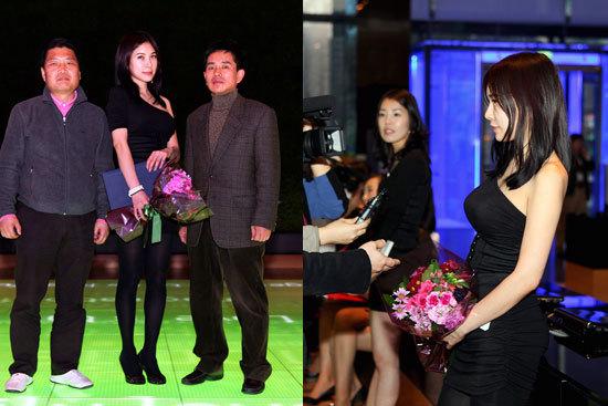 미시 S-Line Queen 선발대회 수상자 이나경
