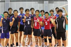 우리나라 배구 대표팀
