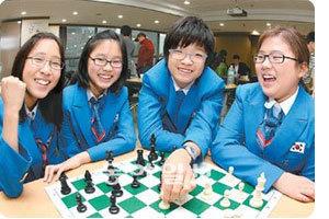 체스 여자대표팀