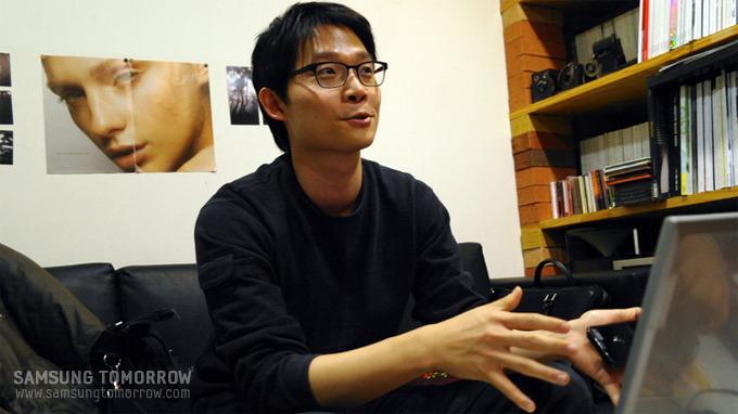 제일기획의 이태윤 프로와의 인터뷰