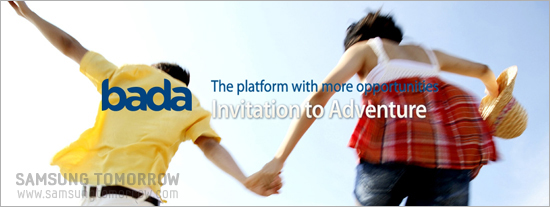 bada The platform with more oppotunities Invitation to Adventure
