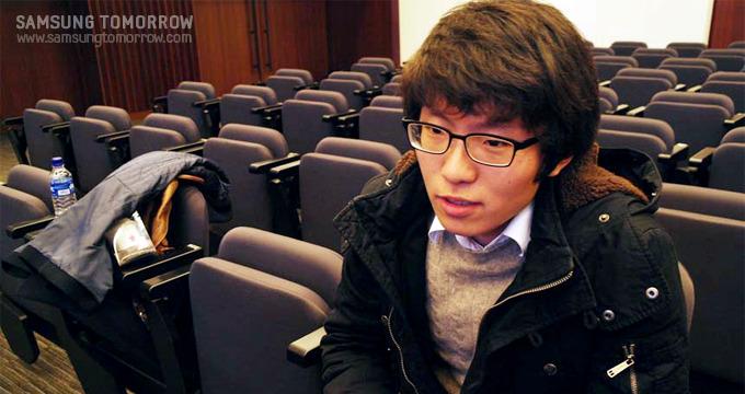한국외국어대학교 조현일 군의 인터뷰