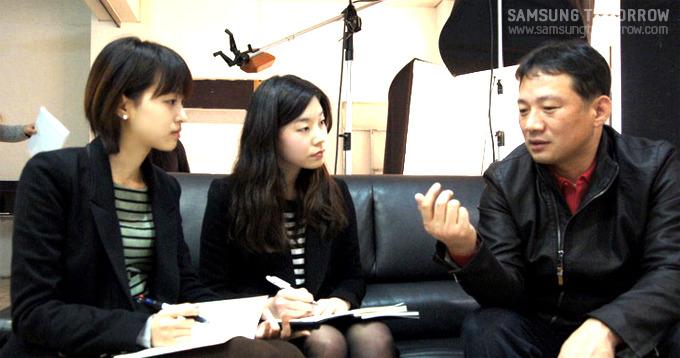 이이남 작가와의 인터뷰