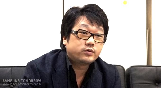 삼성전자 수석디자이너 부민혁