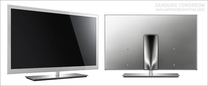스테인리스 메탈 소재 사용과 초슬림 디자인으로 주목받으며 iF 디자인 어워드 2011' 금상,  2010년 국내 Good Design 대통령상 등을 수상한 LED TV 9000 시리즈