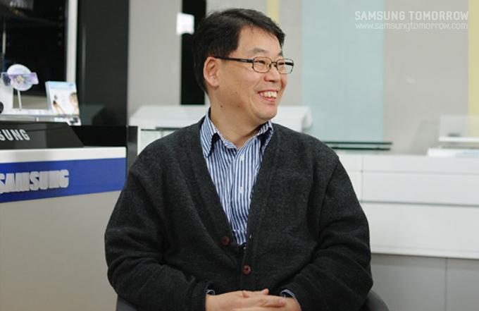 상품 기획 그룹 김영배 부장