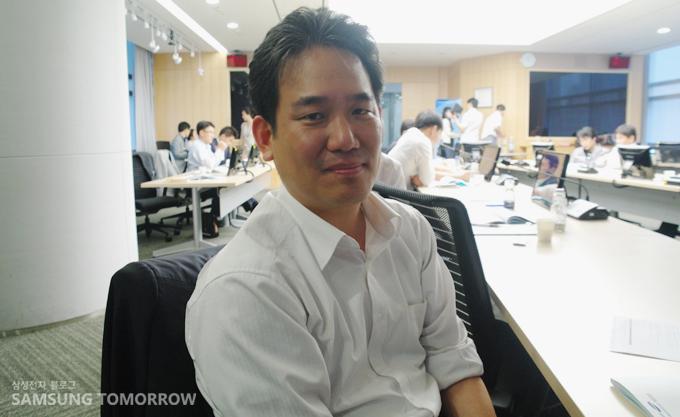 KC TECH의 권홍빈