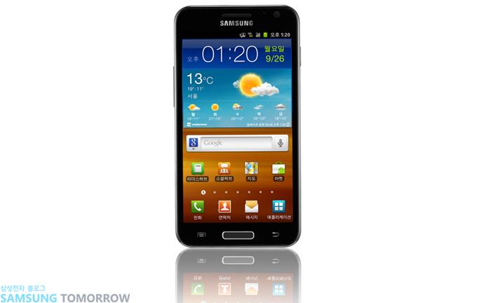 갤럭시S2 HD LTE 이미지