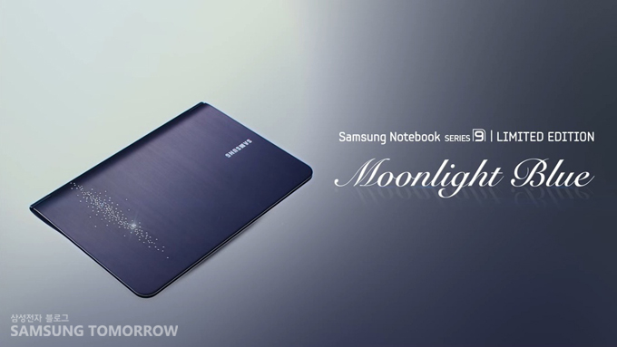 Samsung Notebook SERIES 9 LIMITIED EDITION Moonlight Blue