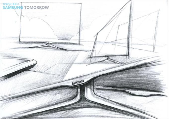 [ONE Design #3] 디자이너의 숨결을 TV에 녹여내다!  SAMSUNG NEWSROOM