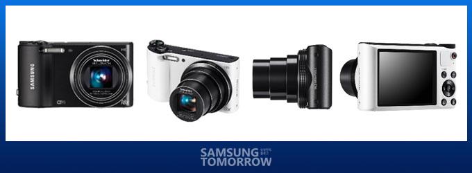 삼성전자, 스마트 콤팩트 카메라 WB150F 출시