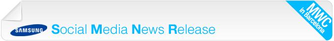 Social Media News Release, MWC in Barcelona