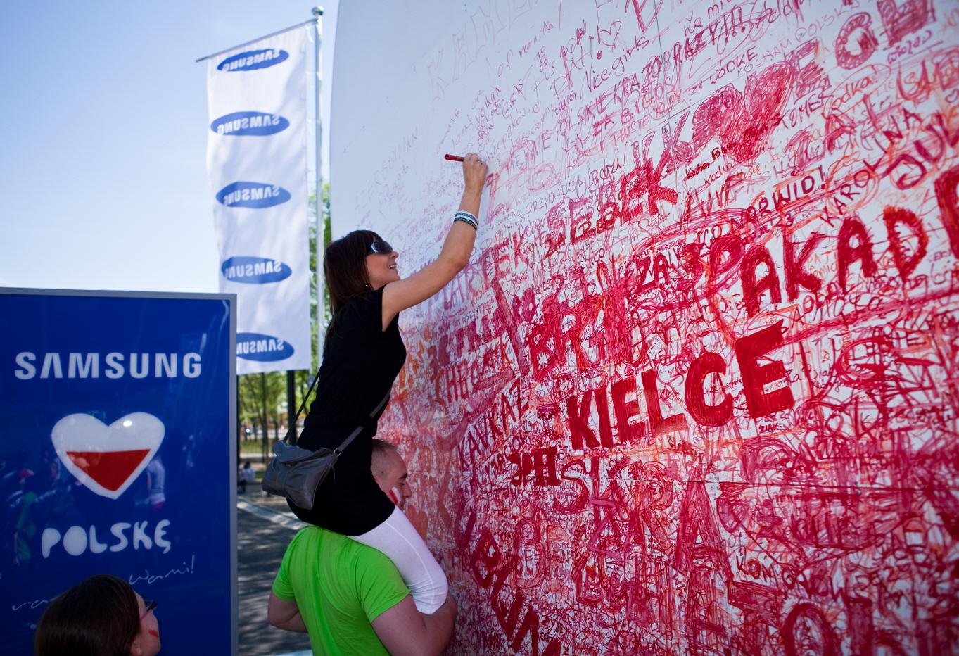 '아이 러브 폴란드(I Love Poland)' 캠페인