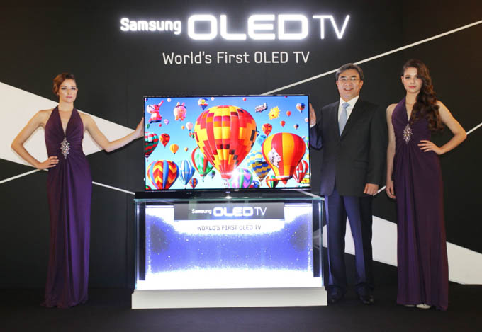 삼성 OLED TV 쇼케이스
