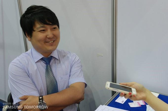 홍성은 (주)케이엠더블유