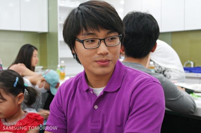 삼성전자 영상디스플레이사업부 Global CS팀 김진환 사원
