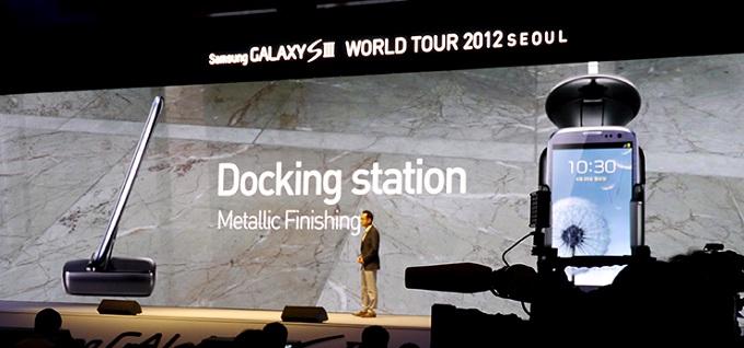 그 밖에 갤럭시SⅢ의 다양한 액세서리들