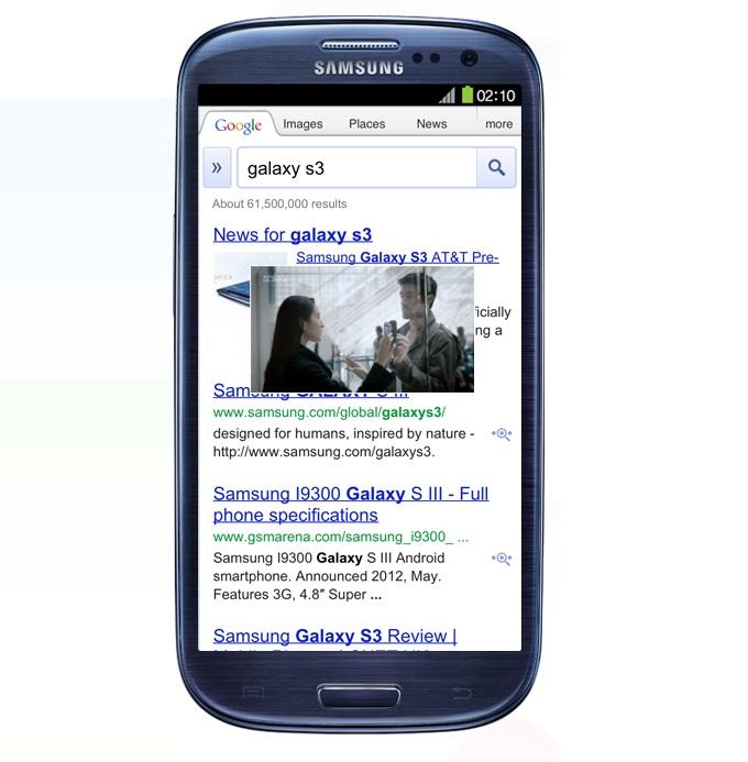 웹서핑중 동영상재생화면을 띄워놓을 수 있는 팝업플레이 기능
