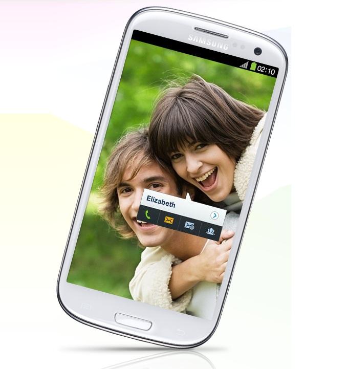 갤럭시 S3 소셜태그 기능