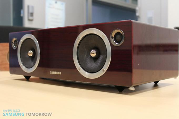 무선 도킹 오디오 시스템 'DA-E750'