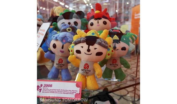 2008 베이징 올림픽 마스코트 푸와