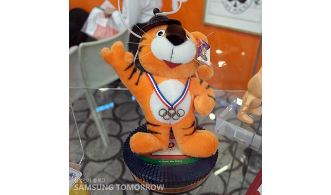 서울 올림픽 마스코트 호돌이