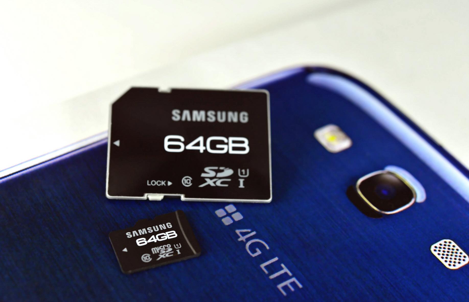 삼성전자 SD 카드
