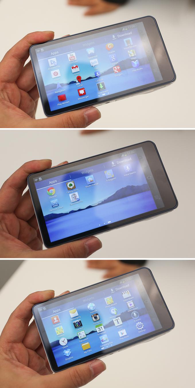 삼성 갤럭시 카메라 기본 내장 앱들