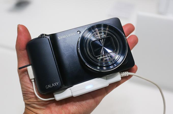 갤럭시카메라 블랙
