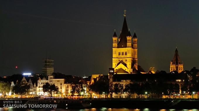 독일 대성당 못지않은 아름다운 건물들