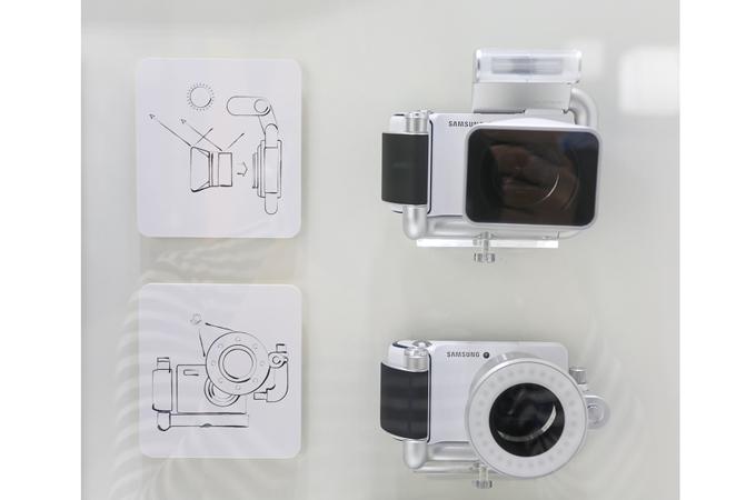 갤럭시 방수 카메라