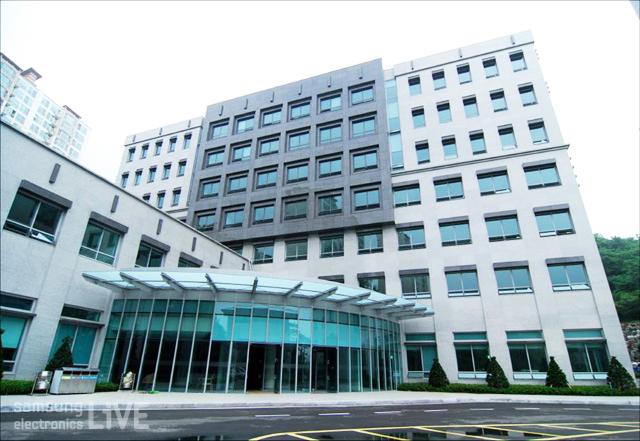 삼성 트레이닝 센터의 전경