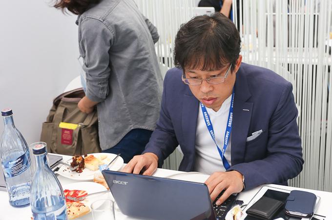 한국 블로거