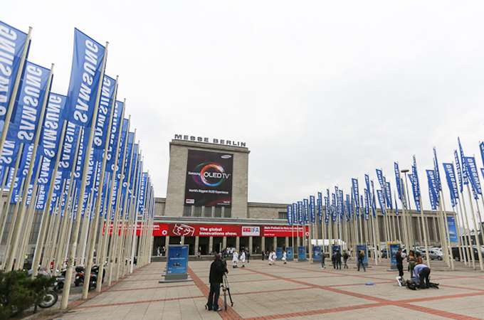 IFA 2012 행사장