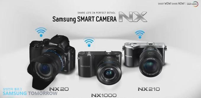 samsung smart nx