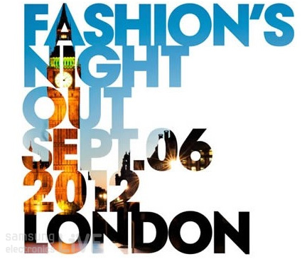 FASHION'S NIGHT OUT SEPT.062012LONDON