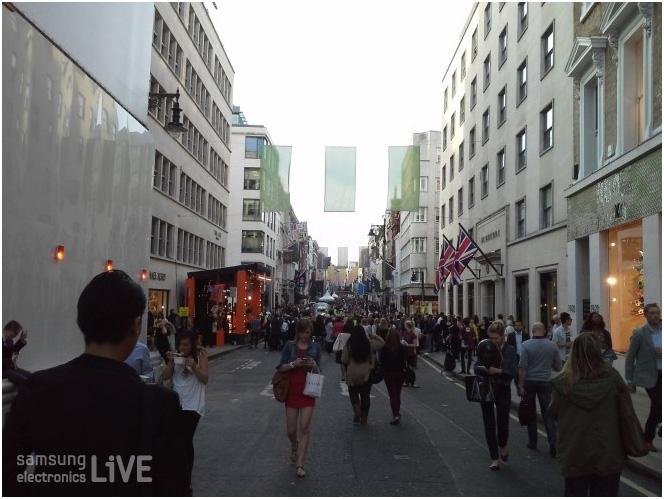 런던 거리