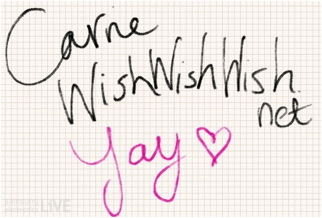 CARNE WISHWISHWISH.NET YAY