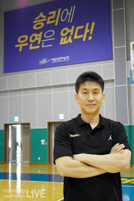 김상식 코치