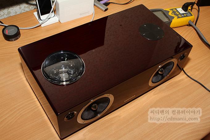 삼성 오디오독 DA-E750