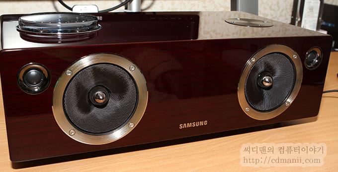 삼성 오디오독 DA-E750 정면