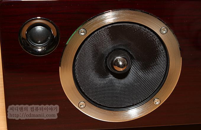 삼성 오디오독 DA-E750 콘부분