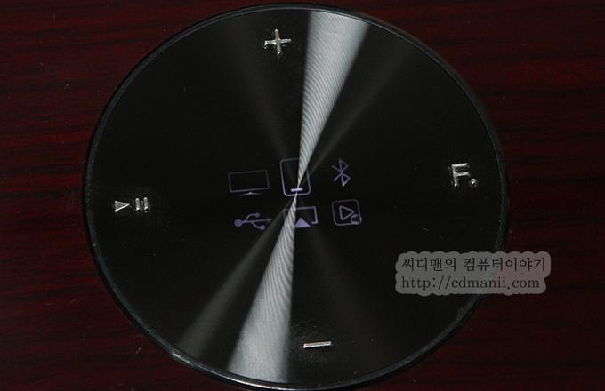 삼성 오디오독 DA-E750 의 컨트롤러