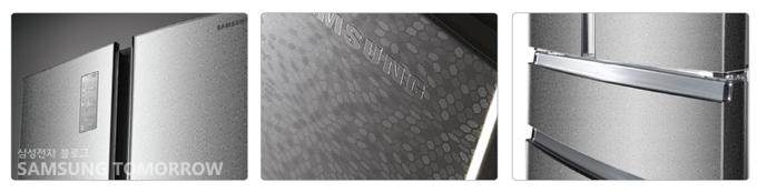 리얼 스테인레스 메탈/메탈 인그레이빙 기법/컨투어 디자인