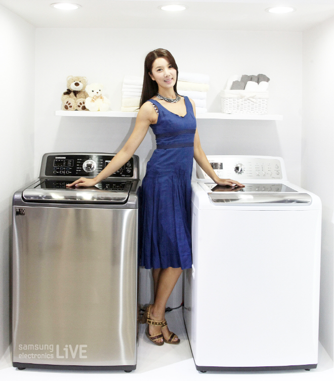 세탁기와 모델