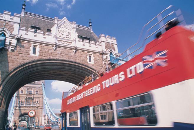 영국의 2층 버스