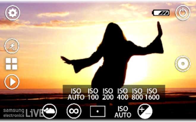DSLR Camera 2 화면