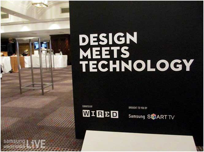 Design Meets Technology