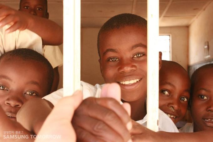 콩고아이들